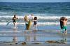Kids Boogie Boarding (Joe Shlabotnik) Tags: july2017 higginsbeach boogieboard helent 2017 maine violet carolina everett ocean beach afsdxvrnikkor55300mm4556ged