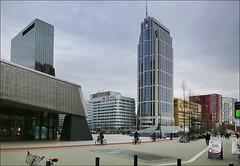 Роттердам, Голландия, Millennium Tower (zzuka) Tags: rotterdam netherlands роттердам голландия