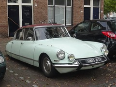 1967 Citroën DS 21 Pallas (harry_nl) Tags: netherlands nederland 2017 breda citroën ds dm1622 sidecode1 import