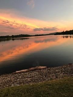 ~ Evening Sunset ......