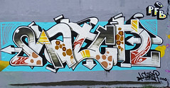 Graffiti at Stockwell 07-16 Tributes to Robbo (3) (geoffKR) Tags: london graffiti robbo