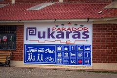 Pukaras in Southern Peru had lots to offer.