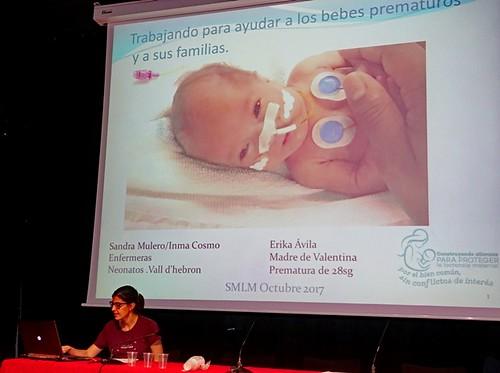 SMLM 2017 - I Jornada ALBA Lactancia Materna