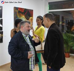 """Inauguración de la exposición de pinturas de Rubén Darío Carrasco • <a style=""""font-size:0.8em;"""" href=""""http://www.flickr.com/photos/136092263@N07/37009790023/"""" target=""""_blank"""">View on Flickr</a>"""