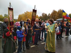 Праздник Покрова Пресвятой Богородицы в Троицком-Кайнарджи