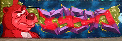 graffiti amsterdam (wojofoto) Tags: graffiti streetart amsterdam ndsm nederland holland netherland wojofoto wolfgangjosten tyson