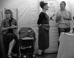 Baby in a Corner (tacosnachosburritos) Tags: 2017 renegade craft fair summer chicago neighborhood westtown wickerpark east village sexy hot gorgeous beautiful man guy woman girl chick lady milf humanity people shopping booth tent vendor artist artisan hipster trendy fashion winy city urban gritty thestreets street photography