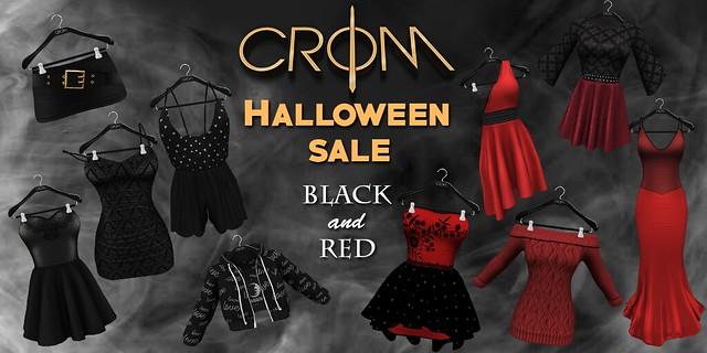 -CroM- Halloween SALE