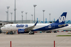 Go air A320neo (Martyn Cartledge / www.aspphotography.net) Tags: 7594 a320 a320neo aerodrome aeroplane air airbus aircraft airline airliner airplane airport aspphotography aviation blagnac cartledge civilairline civilairliner fwwby flight fly flying france goair jet martyn plane runway tls toulouse transport wwwaspphotographynet uk asp photography