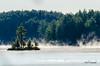 Across the Lake (Neil Cornwall) Tags: 2017 algonquin canada macintoshlake ontario september camping canoeing mancamp