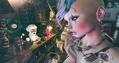 Little Shop (clau.dagger) Tags: naminoke onceuponanightmare accessories makeup hunt drd magic shop decor theseasonofthewitch thenightmare event kosmii occult kres distorted dreams csc consignment pixicat secondlife halloween
