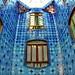 A. Gaudí's Windows and tiles