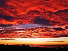 Colores del amanecer (Antonio Chacon) Tags: andalucia amanecer costadelsol cielo españa spain sunrise marbella málaga mar mediterráneo
