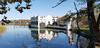 Lake of Banyoles (Meino NL OFF LINE) Tags: meervanbanyoles lakebanyoles banyoles lagodebanyoles boathouse boothuis estanydebanyoles costabrava catalunya catalonië españa spain spanje lake meer