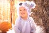 Koala at the Pumpkin Patch (bflinch1) Tags: koala cute cutekoala fall pumpkin pumpkinpatch costume adorable portrait backlitportrait hat hay fun festivities smile baby babygirl tutu koalacostume