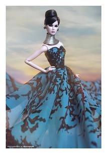 Fashion Royalty | NuFace | Lilith | SuperModel | Editorial Edge