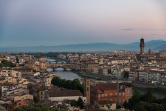 View over the city // Italy Trip - Florence (Merlijn Hoek) Tags: florence tri trip italy nikon d810 italie merlijnhoek merlijn fotografiemerlijnhoek