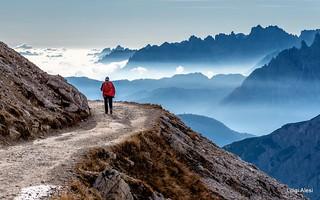 Dolomiti - Giro delle tre Cime di Lavaredo
