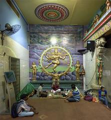 Shiva (Wormsmeat) Tags: singapore temple religion worship shiva omdem5mk2 mzuiko714f28pro hindu deities street streetphotography
