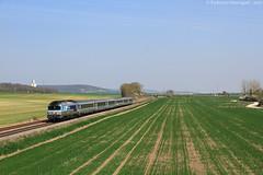 SNCF CC72130 - Servolles (Federico Santagati) Tags: sncf cc72130 servolles envoyage voyage ic troyes belfort paris ligne4 cc72000 72100