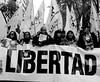 aparición con vida de Santiago MALDONADO (sergio lucero) Tags: freedom liberte aparicionconvidadesantiagomaldonado life streets street dignity dignidad photography people peoples