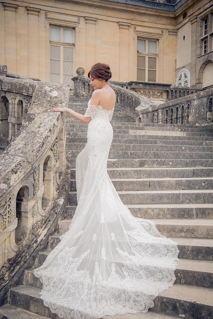 巴黎婚紗,海外婚紗,歐洲婚紗,巴黎婚紗攝影,法國巴黎婚紗,楓丹白露宮