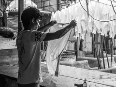 Mumbai 2015 (hunbille) Tags: birgittemumbai2lr india mumbai mahalaxmi dhobi ghat laundry washing bombay wallah walla wala dhobiwalla