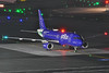N531JL (Rich Snyder--Jetarazzi Photography) Tags: jetblueairways jetblue jbu b6 airbus a320 a320200 a320232 n531jl bluefinest newyorkpolicedepartment nypd arriving arrival holding sanfranciscointernationalairport sfo ksfo millbrae california ca airplane airliner aircraft jet plane jetliner ramptowera rcta atower dark night lights
