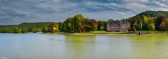 Château de Dave - 4119 (YᗩSᗰIᘉᗴ HᗴᘉS +10 000 000 thx❀) Tags: sunday castle belgium aa bel château europa architecture water sky meuse river hss hensyasmine waterscape landscape