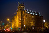 Grand hotel Amrâth - Amsterdam (Emil de Jong - Kijklens) Tags: amsterdam amrath hotel amstetrdam night nacht donker tourism kijklens amsterdamse school deco artdeco art