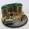 Lego Star Wars Assault on Theed | Battlefront 2 (h2brick) Tags: star wars theed assault battlefront2 h2brick rebellug