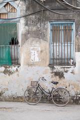 Streets of Stone Town ([Alexandre]) Tags: africa adventure urban bicycle travel street stonetown fuji xt1 tanzania island zanzibar fujifilm explore zanzibartown zanzibarurbanwestregion tz