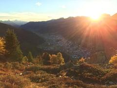 Panorama su Davos (CANETTA Brunello) Tags: montagne panorama panoramica vista grigioni davos