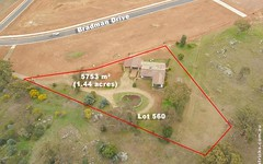 Lot 560 Bradman Drive, Boorooma NSW