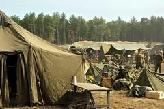 DSC_6186 (Mark Morello) Tags: collingsfoundation hudsonma battlefortheairfield encampment reenactment wwii worldwar2 german american british russian at6 pt17 texan stearman tanks german88 battle hudson massachusetts usa