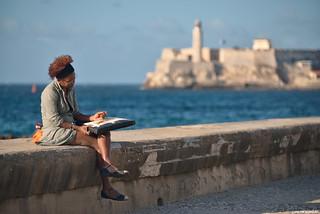 Painting Havana