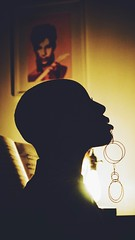 Shadow 1/3 (_Okobe_) Tags: black afro light shadows performance laura mvula okobe afropunk sergio aparicio soul music jazz artist portrait city urban african afroamerican people