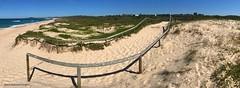 Magenta Beach, Karagi Park, Magenta Shores Golf Resort, near The Entrance, NSW (Black Diamond Images) Tags: magentabeach magentashores magentashoresgolfresort magentashoresresort nsw theentrance iphone appleiphone7plus iphone7plus panorama appleiphone7pluspanorama iphone7pluspanorama iphonepanorama beach australianbeaches karagipark