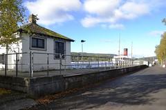 Balloch Pier (Gerry Rudman) Tags: lomond balloch pier station maidoftheloch