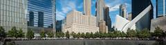 World Trade Center Memorial (dansshots) Tags: ny nyc newyorkcity newyork dansshots nikon wtc worldtradecenter oculus