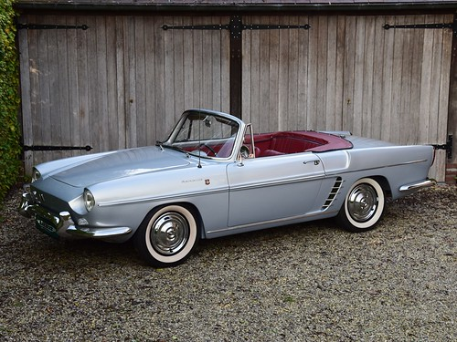 Renault Floride Convertible (1960).