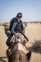 Rajasthan - Jaisalmer - Desert Safari with Camels-11