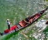 The gondola...🌊 (carlesbaeza) Tags: gondola boat venècia venice italia italy europe travel ngc gondolier