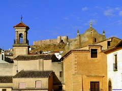 Chinchilla de Montearagón (santiagolopezpastor) Tags: espagne españa spain castilla castillalamancha albacete provinciadealbacete castillo castle chateaux
