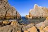 Costa quebrada (allabar8769) Tags: agua cantabria liencres mar paisaje playadelaarnia rocas