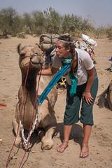 Rajasthan - Jaisalmer - Desert Safari with Camels-27