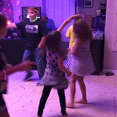 """Dancing - Birthday Party • <a style=""""font-size:0.8em;"""" href=""""http://www.flickr.com/photos/131449174@N04/37705005111/"""" target=""""_blank"""">View on Flickr</a>"""