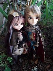 Kiyomi  & Twilight Destiny (Lunalila1) Tags: doll groove taeyang twilight destiny snowwhite series juan molina johanes kiyomi fake outfit kagezakura gouk handmade costura pullip