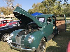 B526C490-7CFA-42C8-93C6-77E2A2AD962E (komissarov_a) Tags: annual crossroads russellmemoriallibrary classic carshow friends library 2017 lindale corvette camaro mustang ford packard dodge rolceroyce coolcars people makes models antique historical sunshine enthusiasts komissarova streetphotography canon 5dm3 mark3 rgb cadillac fun auto automobile ancient collectable old restored master hobby amazing road drivable ride gm beatle bug firebird thunderbird studebaker sale trade willys ww2 plymouth collectibles funny interesting мустанг форд шевроле виллис студебекер додж коллекционные автомобили texas harvest hustle iphone