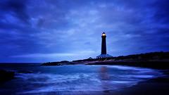 Skagen Lighthouse (Bo Hvidt) Tags: skagen denmark skagenlighthouse morning bluehour fujifilmxt2 xt2 fujinonxf1024mmf4rois xf1024mm bohvidt nik nikcollection